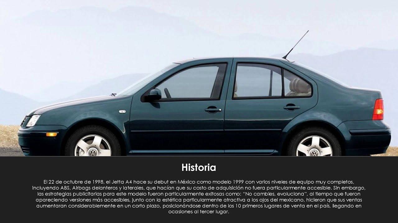 Volkswagen Jetta A4 Cumple 17 A U00f1os En M U00e9xico