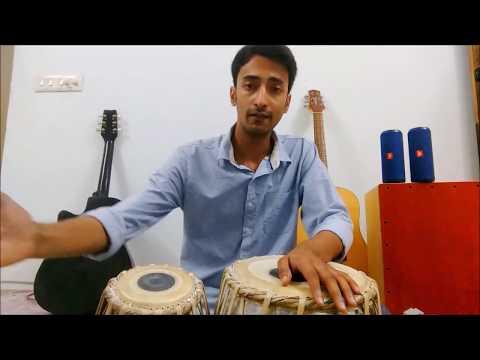 Mitwa - Kabhi Alvida Naa Kehna   Tabla Cover    Shahrukh Khan   Rani Mukherjee   Shankar-Ehsaan-Loy