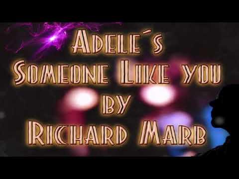 Adele - Someone Like You - Artistube