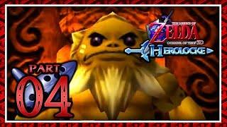 The Legend of Zelda: Ocarina of Time 3D Master Quest Herolocke - Part 4 - Goron City