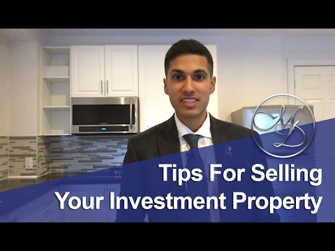 How to Sell Your Investment Property - Toronto Real Estate