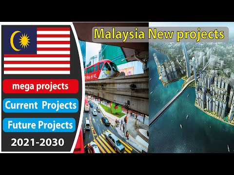 Malaysia new projects - Ruba sea bridge project - Malaysia mega projects - Malaysia biggest projects