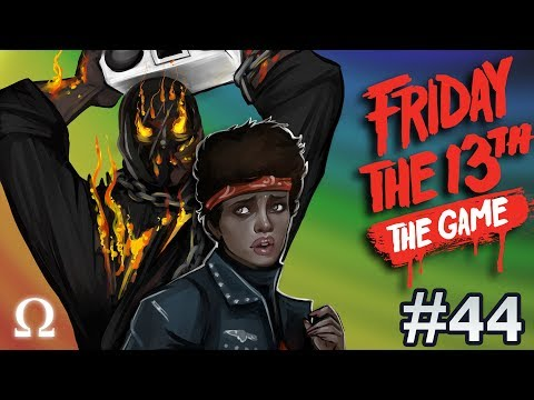 JASON'S ALL NEW TRICKS ARE A TREAT! | Friday the 13th The Game #44 NEW FINISHERS!
