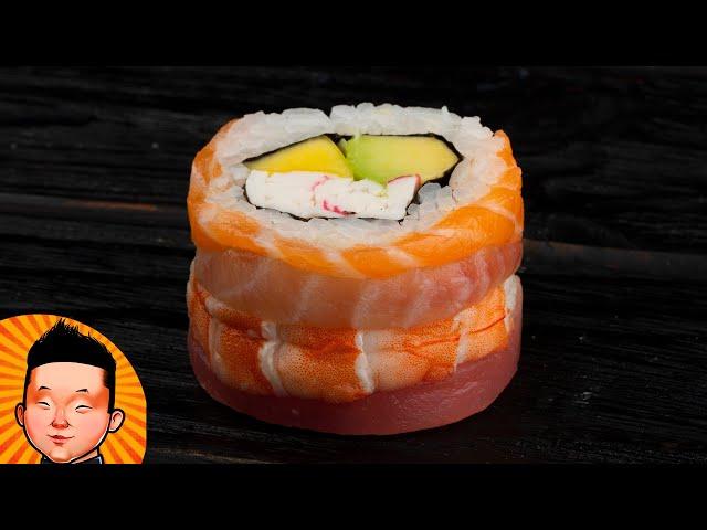 Sumomaki Sushi Roll | Part 1 | Сумомаки часть 1