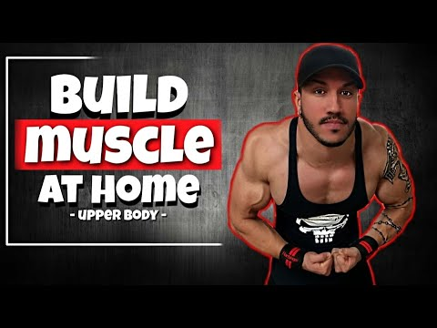 INTENSE AT HOME UPPER BODY WORKOUT