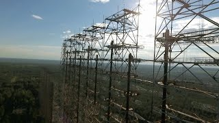 """The Soviet Radar Complex """"The Duga"""" Is No Boy's Camp, But What Is It?"""