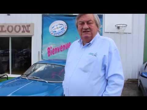Sur les traces d'Alpine Renault à Dieppe : Jean-Luc Thérier