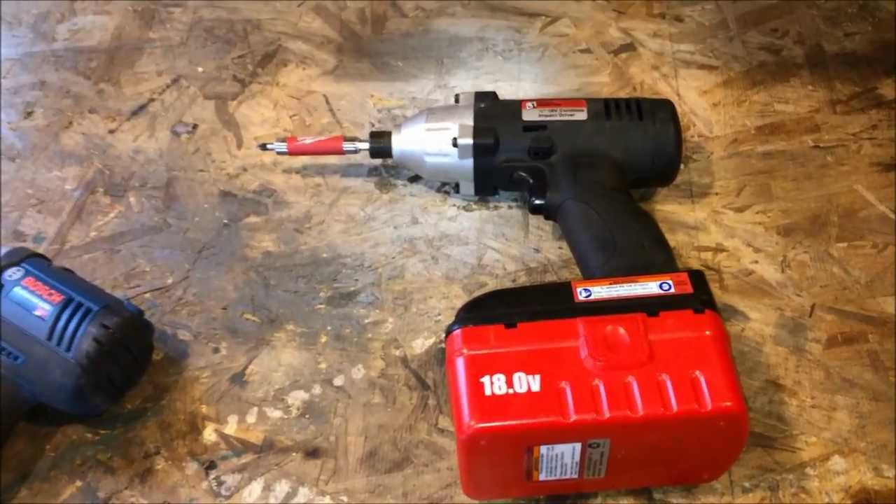 harbor freight hammer drill. harbor freight drill master 18 volt impact driver review 67028 - youtube hammer