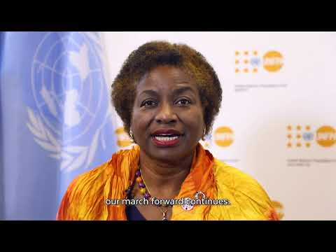 UNFPA Executive Director Dr. Natalia Kanem's Message on the Nairobi Summit Anniversary