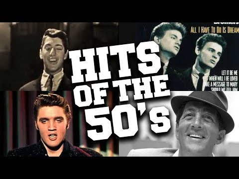 Top 50 Greatest Hits of the '50s
