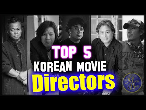 Who are the BEST Korean Movie Directors? - Top 5 Filmmakers in Korea List