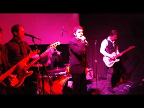 The Sick Rose - Get your mind made up  (The Flame cover) live @ Blah Blah 09/01/2016