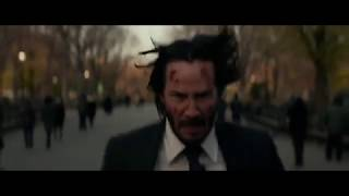 (Джон Уик 2) Финальная Сцена