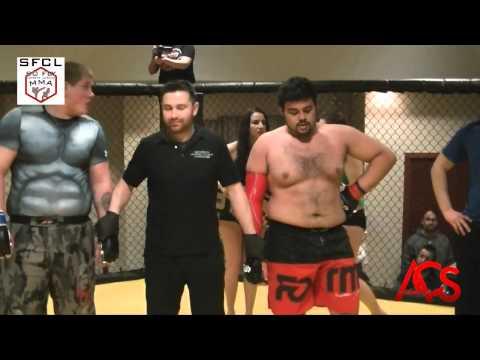 ACSLIVE.TV Presents So Fly Combat League Donny Hancock Vs Logan Kennedy