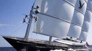 Le 10 barche a vela più costose del mondo