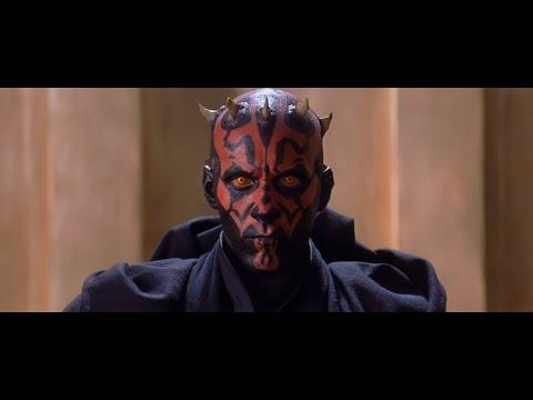 스타워즈 최고의 장면중 하나! 다스몰 전투씬 모음(One of the best scenes of Star Wars! Darth Maul Battle Scene Collection)