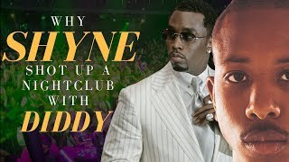 Why Shyne Shot Up a Nightclub with Diddy