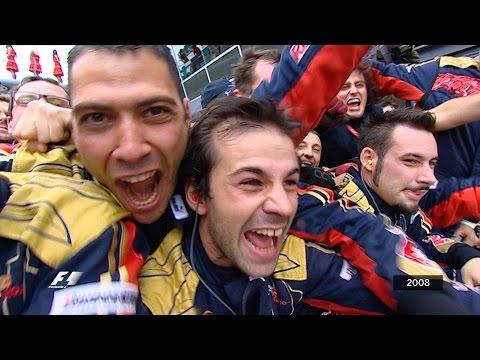 Your Favourite Italian Grand Prix - 2008 Vettel