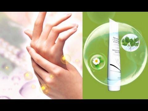 Натуральный крем для рук с экстрактом зеленого чая. HuaShen