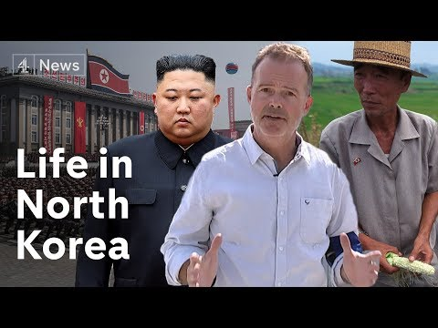 Inside North Korea - life in the world's most secretive state