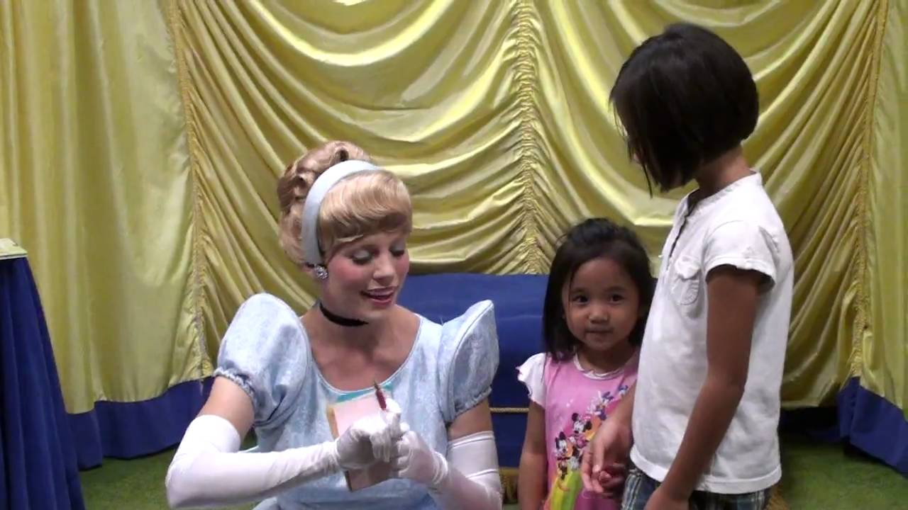 disney world princess meet and greet