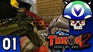 [Vinesauce] Joel - Turok 2: Seeds of Evil (part 1)