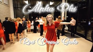 Alpha Phi Red Dress Gala 2016 | Chico State