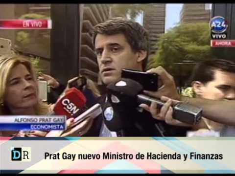 (video) PRAT GAY TODAVÍA NO ASUMIÓ PERO YA PUSO EN DUDA LOS AUMENTOS A JUBILADOS