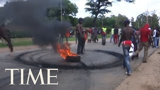 5 People Were Killed In Zimbabwe Fuel Hike Protests, Activists Say | TIME