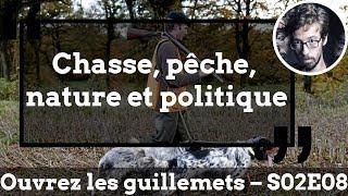 Gambar cover Usul. Chasse, pêche, nature et politique