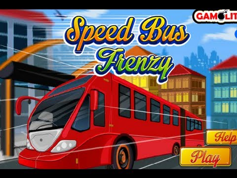 Speed Bus Frenzy - Game Show