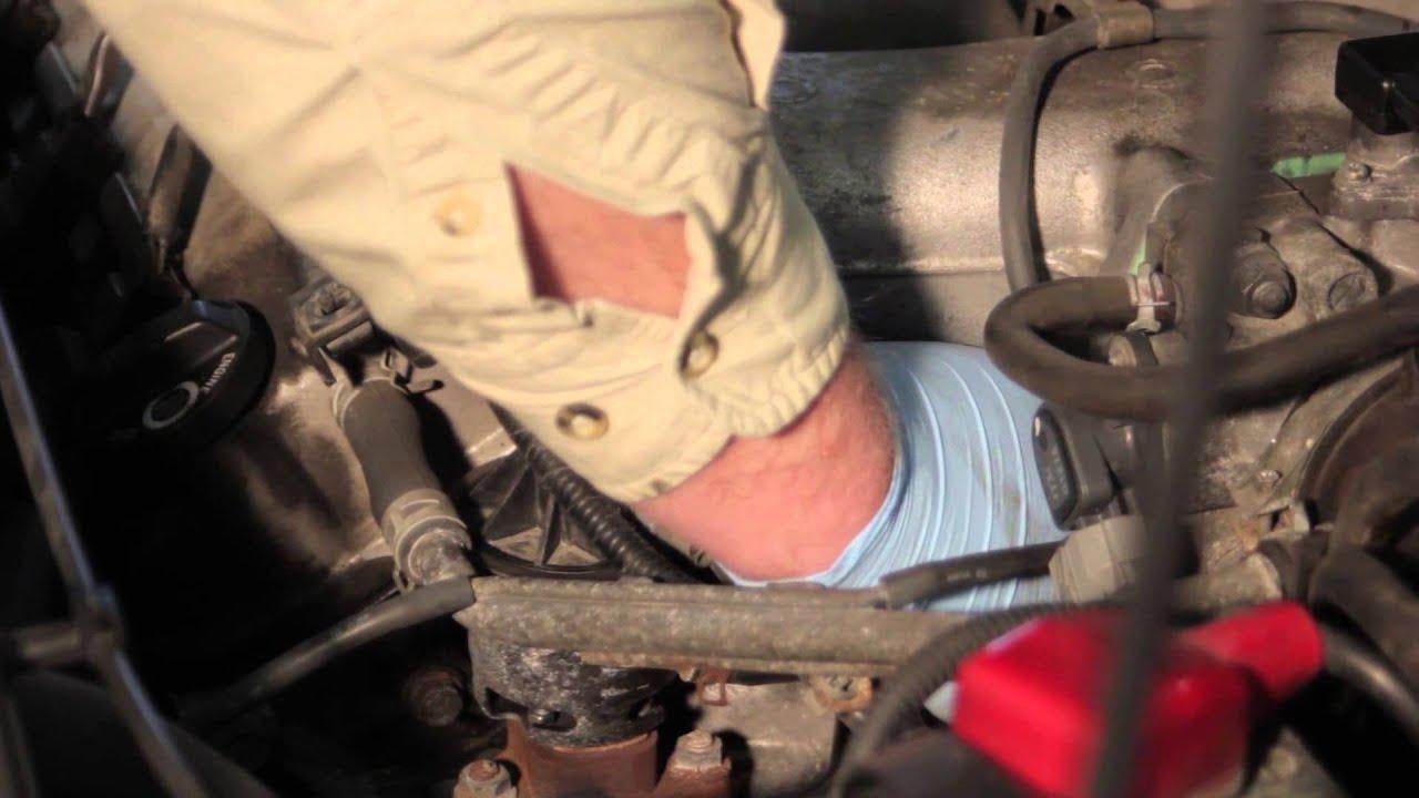 Honda 3 5 Liter Coolant Temperature Sensor Replacement