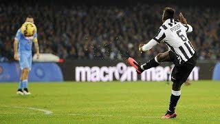 Napoli - Juventus 1-3 (11.01.2015) 18a Andata Serie A (Ampia Sintesi).