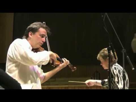 "Philip Glass & Robert McDuffie - ""The American Four Seasons"""