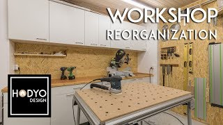 Small Workshop Reorganization