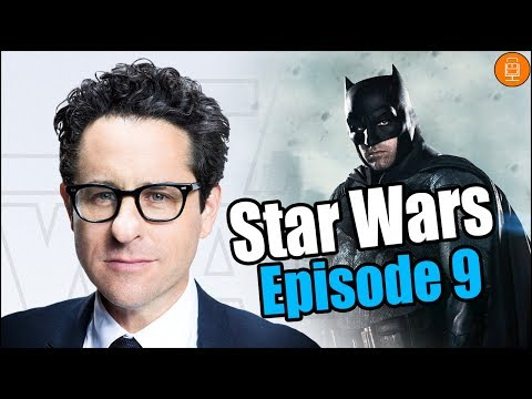J.J Abrams to Direct Star Wars Ep9 & CoWrite with Batman v Superman's Chris Terrio