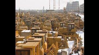 Челябинск, тракторный завод. 2002 год