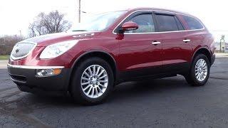 2011 Buick Enclave CXL-1 ALL WHEEL DRIVE For Sale Dayton Troy Piqua Sidney Ohio | CP14756T