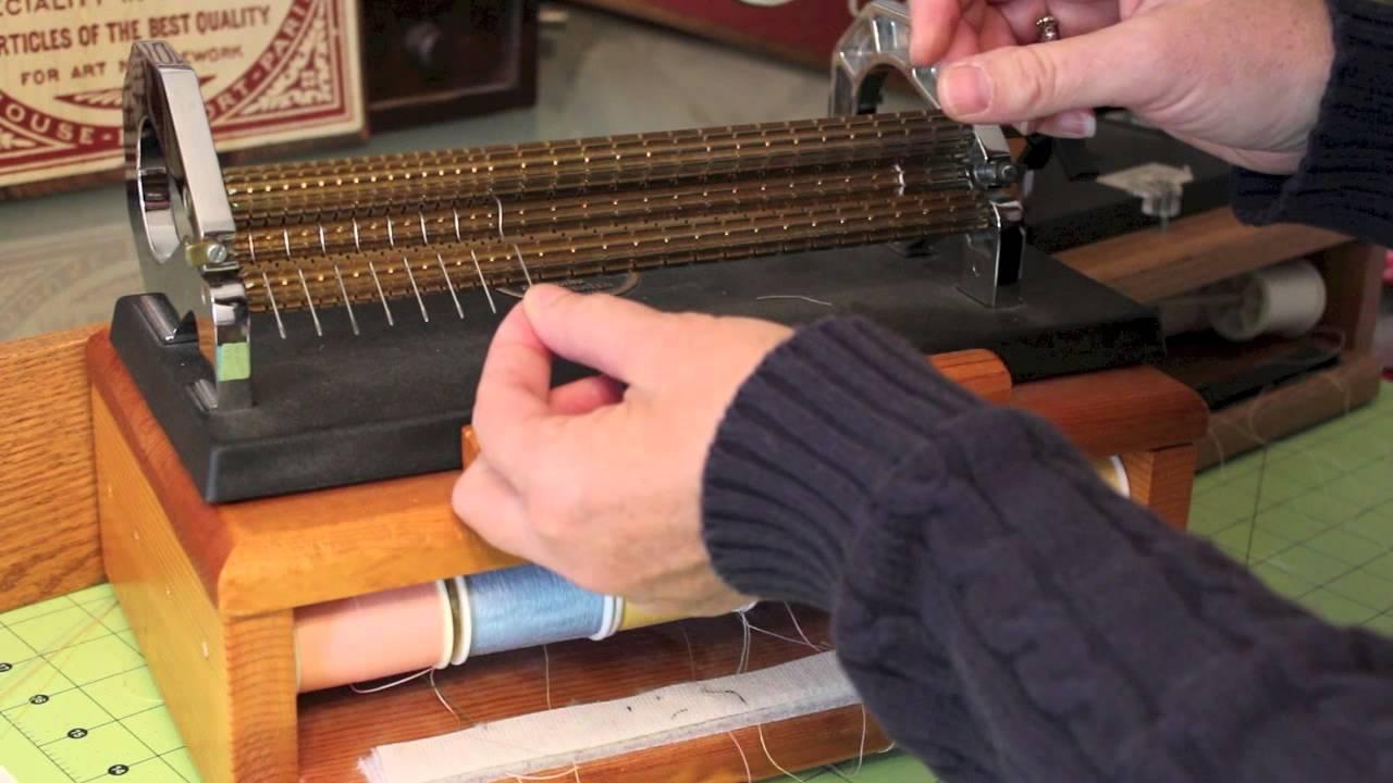 Pleater Needles 1