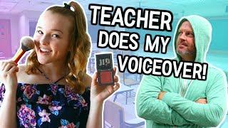 TEACHER Does My Voiceover! thumbnail