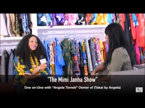 (THE MIMI JANHA SHOW) SEASON#1  EPS#8