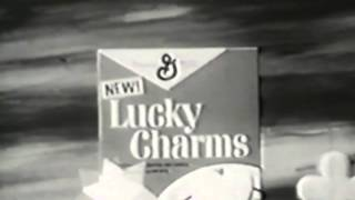 Original Lucky Charms Commercial   1960s