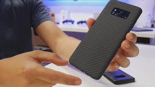 Pitaka: Case so thin it looks like a skin! Galaxy S8