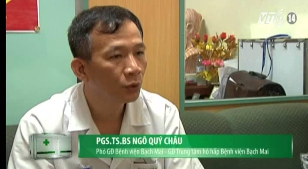 VTC14_Xử trí cấp cứu khó thở bệnh phổi tắc nghẽn