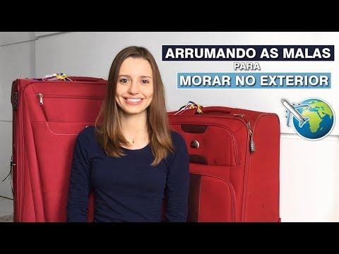10 DICAS DE COMO ARRUMAR AS MALAS PARA MORAR FORA DO BRASIL