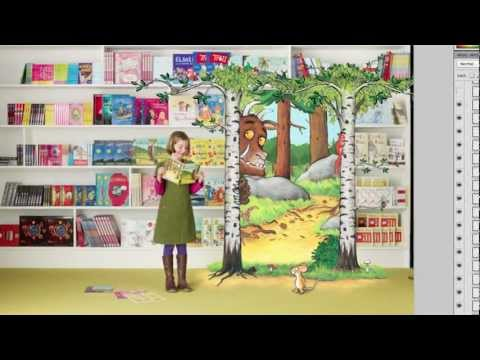 National Book Tokens - The inspiring gift: Campaign by Kitcatt Nohr Digitas