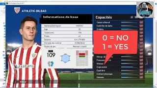 hack become a legend pes 2017- BAL Editor Hack - Max Player Stats and Cards 109 Overall