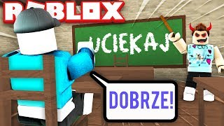 ESCAPE FROM THE YOUTUBER SCHOOL IN ROBLOX!