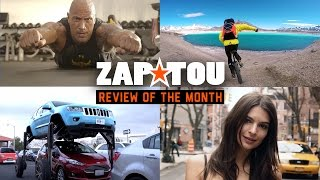 Review of the month #5 – March 2017 | Zapatou