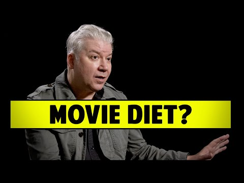 You Are What You Watch And You Need A Balanced Media Diet - Chris Gore